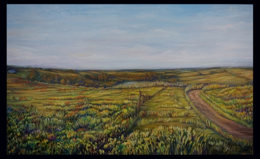 """""""For Lena"""" 48X30"""" Sold"""