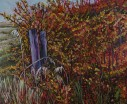 """""""Prairie Riot"""" 30X36"""" Oil on canvas $980"""